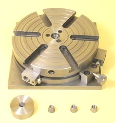 Harold Hall shows us how to make a simple rotary table for the home shop. Each step is fully documented with over 20 excellent photos.