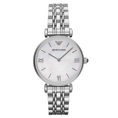 Emporio Armani Women Wrist Watch on YOOX. The best online selection of Wrist Watches Emporio Armani. YOOX exclusive items of Italian and international designers - Secure payments Retro Watches, Cool Watches, Watches For Men, Women's Watches, Wrist Watches, Fashion Watches, Ladies Watches, Stylish Watches, Emporio Armani