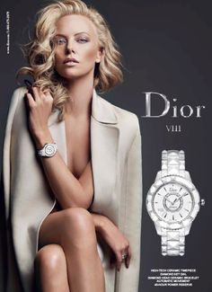 Charlize Theron by Patrick Demarchelier Dior 2012 Watches Photography, Jewelry Photography, Boudoir Photography, Editorial Photography, Fashion Photography, Boudoir Photos, Product Photography, Portrait Photography, Charlize Theron