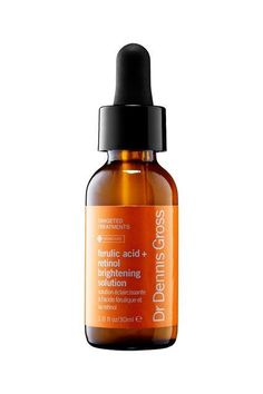 Fan of oil-based skin care? Dr. Dennis Gross' serum is a great option. This formula contains retinol, which not only helps brighten the skin, but also fights fine lines and wrinkles. Dr. Dennis Gross Skincare Ferulic Acid + Retinol Brightening Solution, $88, available at Sephora.  #refinery29 http://www.refinery29.com/best-dark-spot-corrector#slide-2
