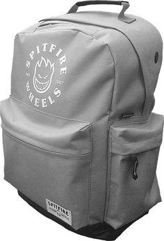 aeb6bdfbf4ddc Spitfire Classic Bighead Grey Backpack Klassieker