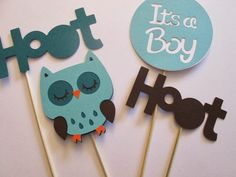 It's A Boy: 7 Centerpieces For Your Baby Shower