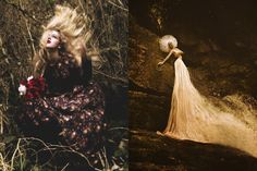 Original embodiment- photographer Olga Valeska
