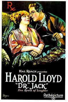 Dr. Jack is a 1922 comedy film starring Harold Lloyd. It was produced by Hal Roach and Directed by Fred Newmeyer. The story was by Jean Havez, Hal Roach, and Sam Taylor. The film was released on November 26, 1922. http://en.wikipedia.org/wiki/Dr._Jack