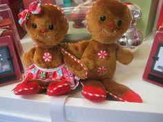 Adorable Christmas toys!