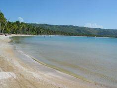 Playa Cosón, Las Terrenas. Península de Samaná, R.D.