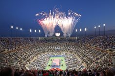 As a huge tennis fan this is one of the Grand Slams you must make. A lot of energy, late night drama and great city!