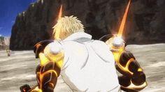 Saitama vs Genos-kun