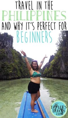 It really is more fun in the Philippines and makes for a super easy transition to traveling in Asia for beginners.