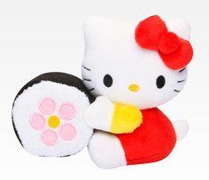 Hello Kitty Sushi Plush: Maki