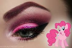Pinkie Pie eye!