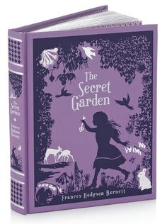 The Secret Garden (Barnes & Noble Leatherbound Classics)