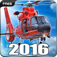 Helicopter Simulator 2016 2.7.0 Apk Mod (Unlocked)