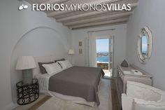 Elegant Villa for Rent on Mykonos island Greece. up to 6 guests, 3 bedrooms, 4 bathrooms. FMV1501  http://florios-mykonos-villas.com/property/fmv1501/
