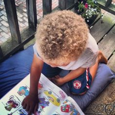 Kids Caught in the Act … of READING THIS SUMMER!