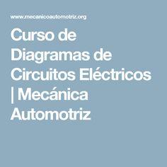 Curso de Diagramas de Circuitos Eléctricos | Mecánica Automotriz
