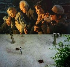 the walking dead alone ending relationship