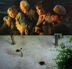 The Walking Dead Season 7 Maggie is alone