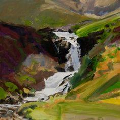 Bob Rudd, Skye Waterfall