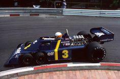 Jody Scheckter, Tyrrell P34 Monaco 1976