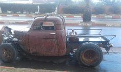 Ratrod 327 Chevy  Rat rod 327 Chevy
