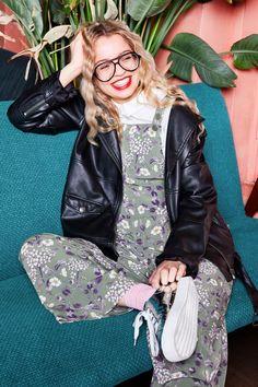 Style crush! Stephanie Broek - Monki