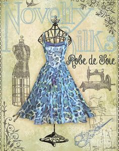 I uploaded new artwork to plout-gallery.artistwebsites.com! - 'French Dress Shop-B' - http://plout-gallery.artistwebsites.com/featured/french-dress-shop-b-jean-plout.html via @fineartamerica