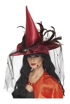 You can buy a Smiffy's Witch Hat for your witch costume in Halloween parties from the Halloween Spot. Witch Fancy Dress, Fancy Dress Ball, Halloween Fancy Dress, Christmas Costumes, Halloween Costumes, Halloween Photos, Halloween Witch Hat, Witch Hats, Halloween Horror