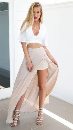 Lost Traveller Skirt