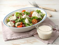 Vihersalaatti | Valio Potato Salad, Food And Drink, Potatoes, Ethnic Recipes, Potato