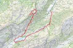Switzerland, Hiking, Map, Landscapes, Beautiful Places, Viajes, Walks, Location Map, Maps