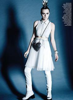 Fashion Punk Culture by Bazaar