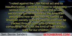 #BernieForPresident #PresidentialElection2016  #SociallyUnited # BETONBERNIE.COM