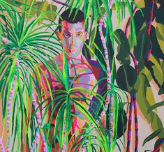 Painting by Raphael Perez (Israel) Queer Art, Art Of Man, Original Art, Original Paintings, Realism Art, Gay Art, Fine Art Gallery, Erotic Art, Figurative Art