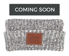 Black Speckled Cuffed Beanie – Love Your Melon (Can t wait for mine to come  in the mail!) 0f2a8eb67ef