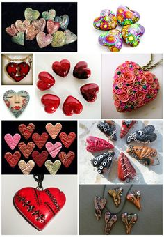 Polymer Clay Polyzine: Be My Clay Valentine!