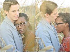 Interracial couple <3