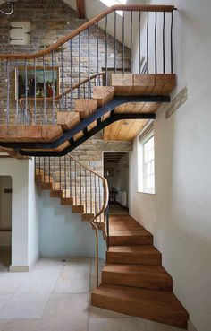 stairs accoya