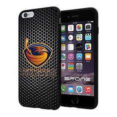 "Atlanta Thrashers Black Iron Net #1608 iPhone 6 Plus (5.5"") I6+ Case Protection Scratch Proof Soft Case Cover Protector SURIYAN http://www.amazon.com/dp/B00X4DNNI6/ref=cm_sw_r_pi_dp_-lhwvb1SYM3C5"