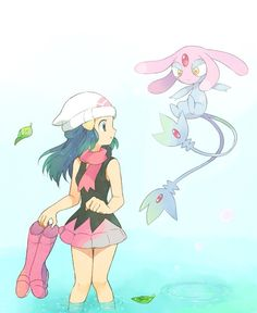 Dawn & Mesprit