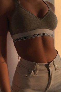 Girly Outfits, Cute Casual Outfits, Calvin Klein Outfits, Calvin Klein Clothing, Boho Vintage, Teen Fashion, Womens Fashion, Modern Fashion Outfits, Yoga Fashion