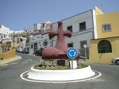Monumento al Ídolo de Tara (Telde, Gran Canaria)