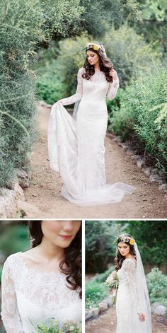 Arizona Wedding Fashion Shoot at Boyce Thompson Arboretum with Suzannes bridal and Rachel Soloman gown by Sottero Midley shot 4