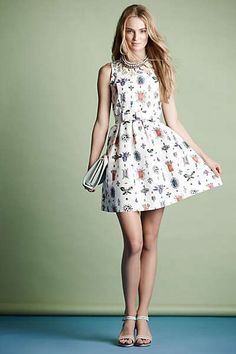 Anthropologie - Gemme Dress