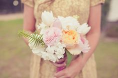Bouquet - the rest of the wedding is also amazing. Check out the bridesmaids dresses!