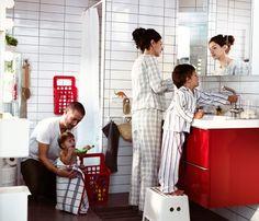 Na hora de lavar os dentes, não deixem a água a correr - vão ser surpreendidos com o que vão poupar :)