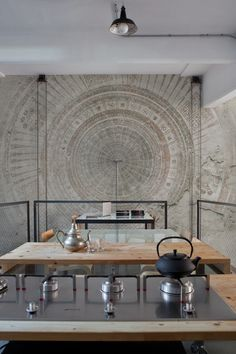 Gaaf Vtwonen behang! Wall & Deco MANDALA