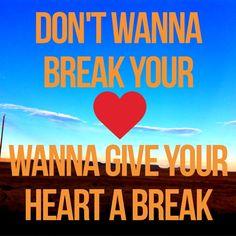 #demilovato Demi Lovato #lyrics #popmusic Give Your Heart A Break