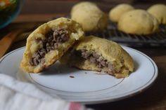 Stuffed Sweet Potato Buns | The Castaway Kitchen