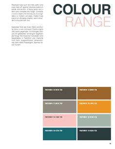 Next Look Colour Usage A/W 2015/16 - WOMEN